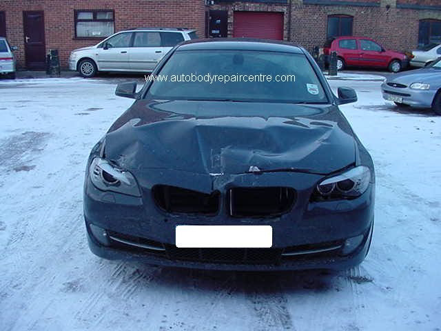 Body Repairs to BMW